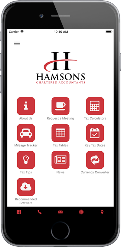 app for business accounts